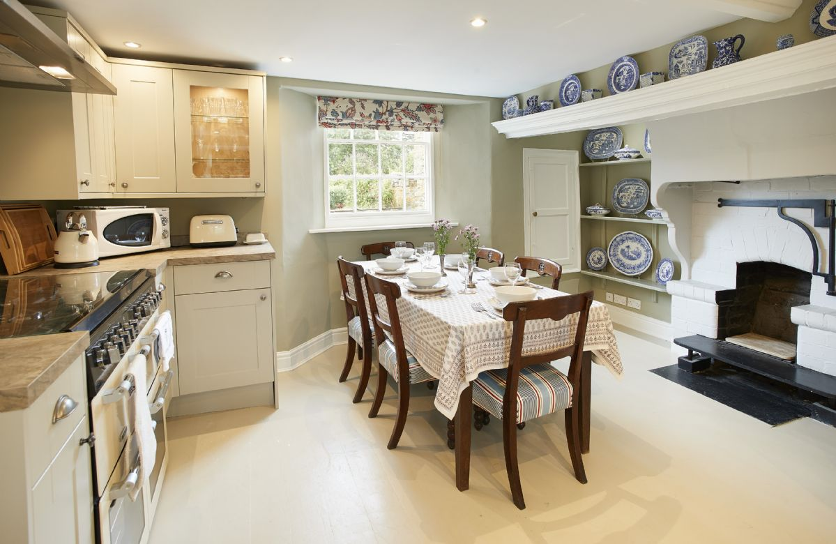 Coral Cottage is located in Castle Howard
