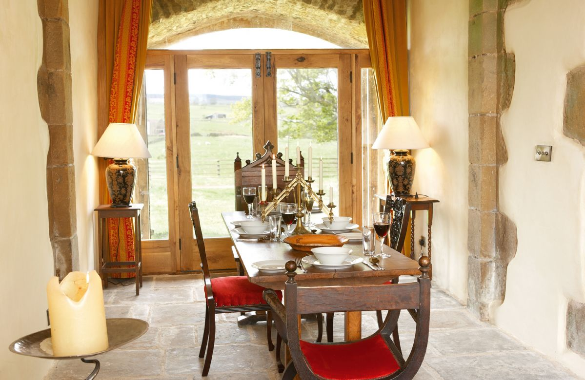 Details about a cottage Holiday at Scargill Castle