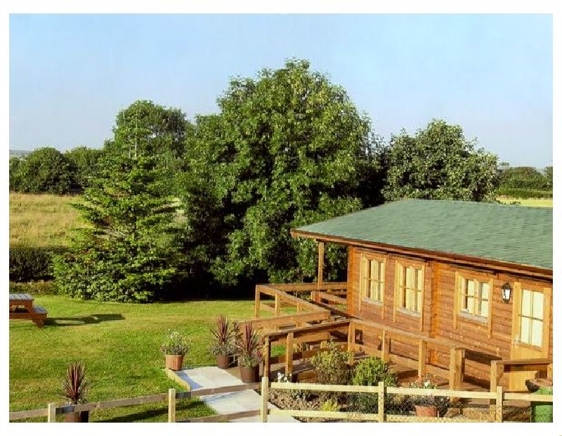 Click here for more about Thornlea Log Cabin