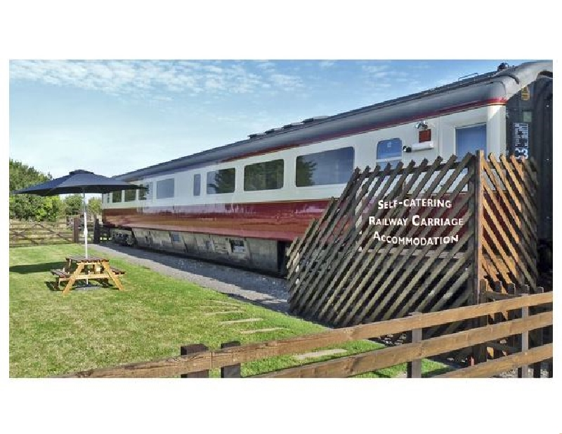 Click here for more about Converted Railway Carriage