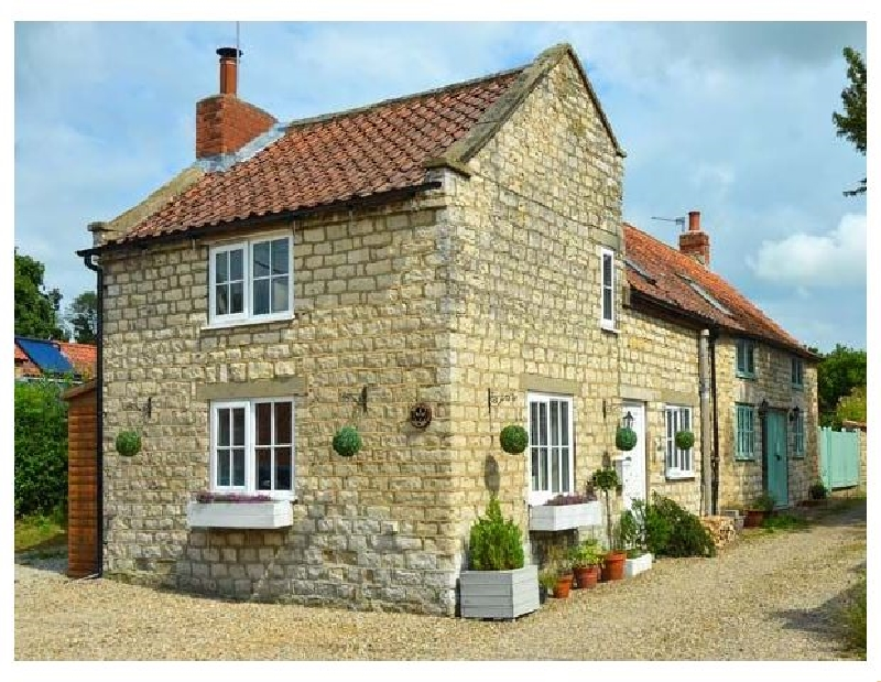 Click here for more about Great Habton Cottage