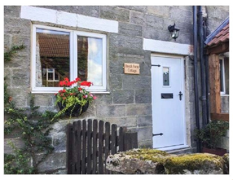 Click here for more about Beech Farm Cottage