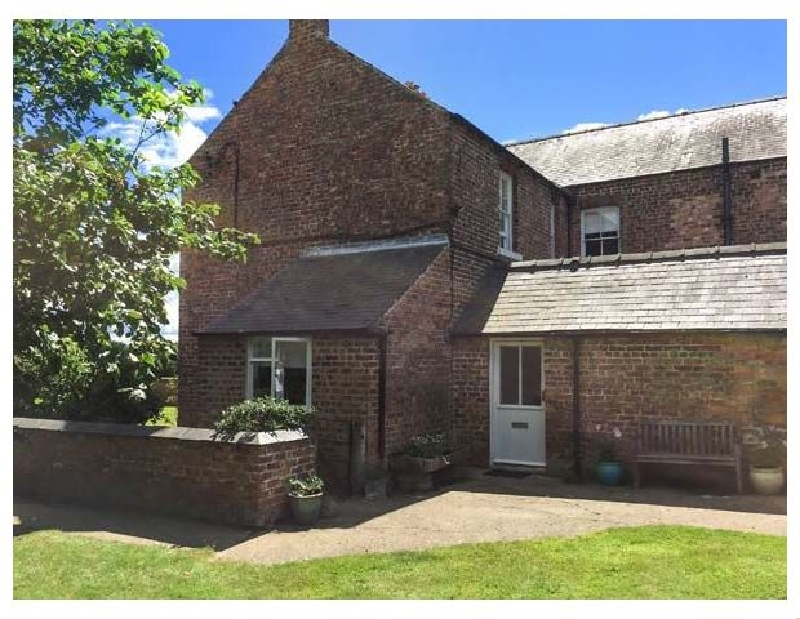 Click here for more about The East Wing Cottage