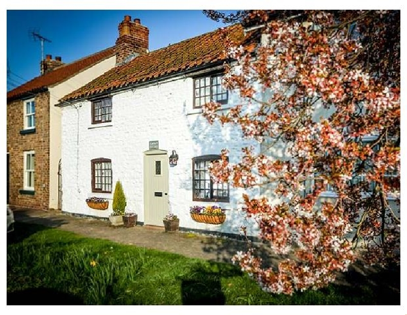 Click here for more about Clara's Cottage