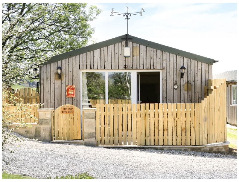 Click here for more about The Old Hen Shed