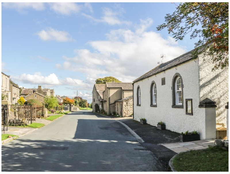 Click here for more about The Wesleyan Chapel