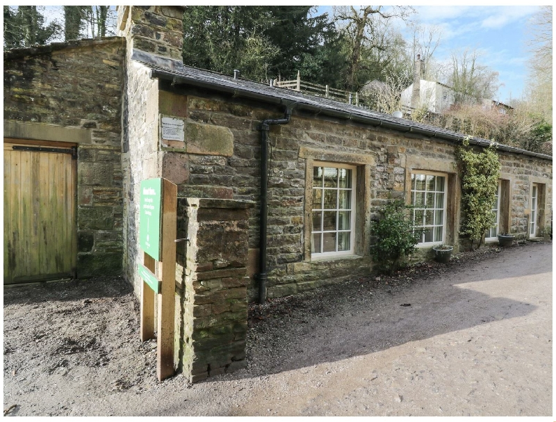 Click here for more about High Mill Cottage