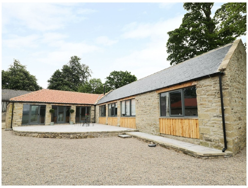 Click here for more about The Byre- Sedbury Park Farm