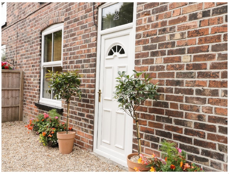 Click here for more about 2 Moor Farm Cottages