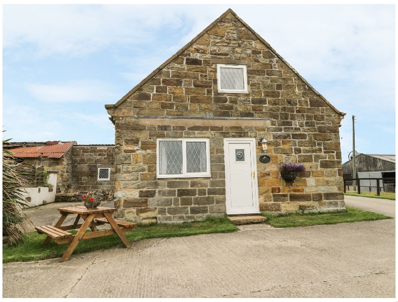 Click here for more about Foxhunter Cottage