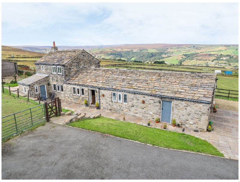 Click here for more about Foxstone Edge Cottage