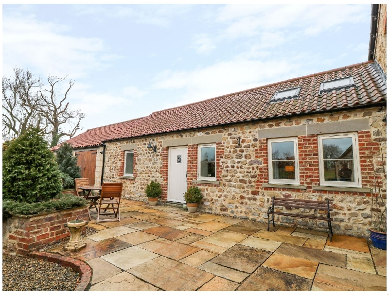 Click here for more about Markington Grange Cottage