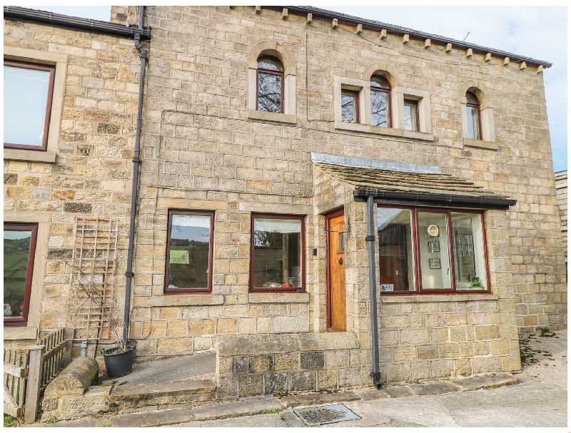 Click here for more about Haworth Stable Cottage