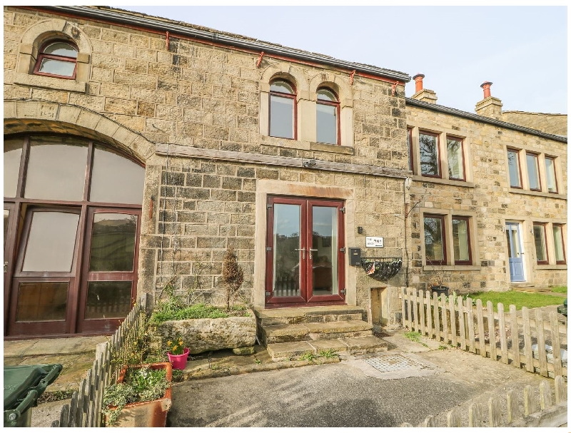 Click here for more about Haworth Mistal Cottage