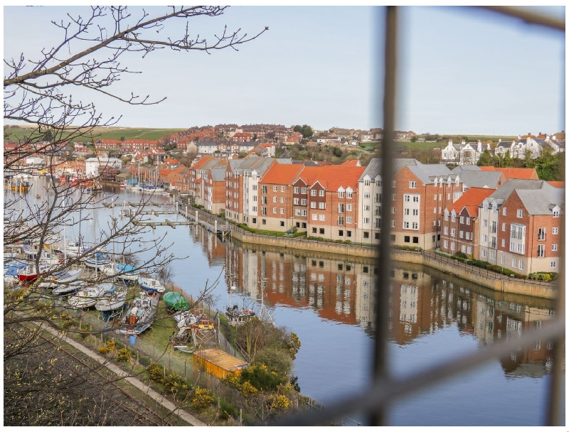 Click here for more about Whitby Harbour Retreat