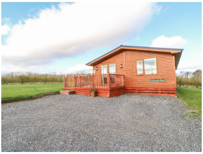 Click here for more about Northumberland Lodge