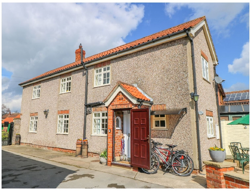 Click here for more about Vicarage Cottage