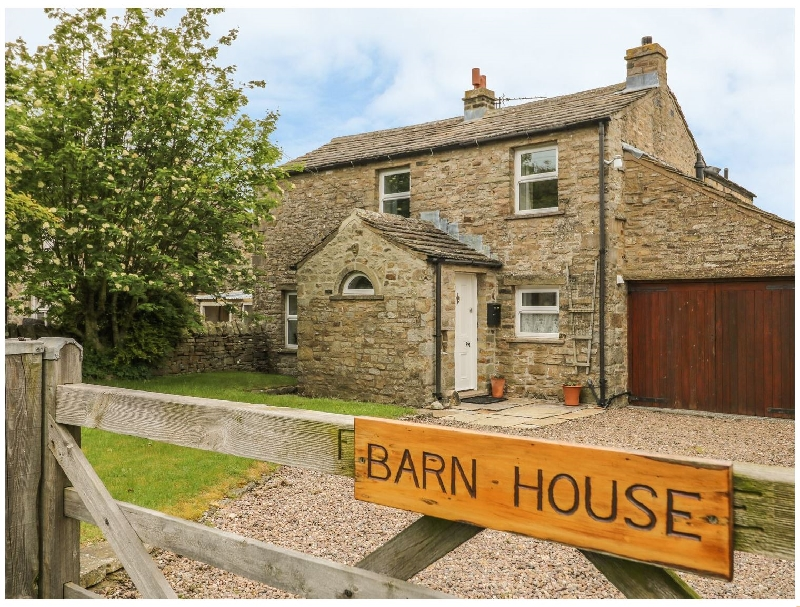 Click here for more about Barn House