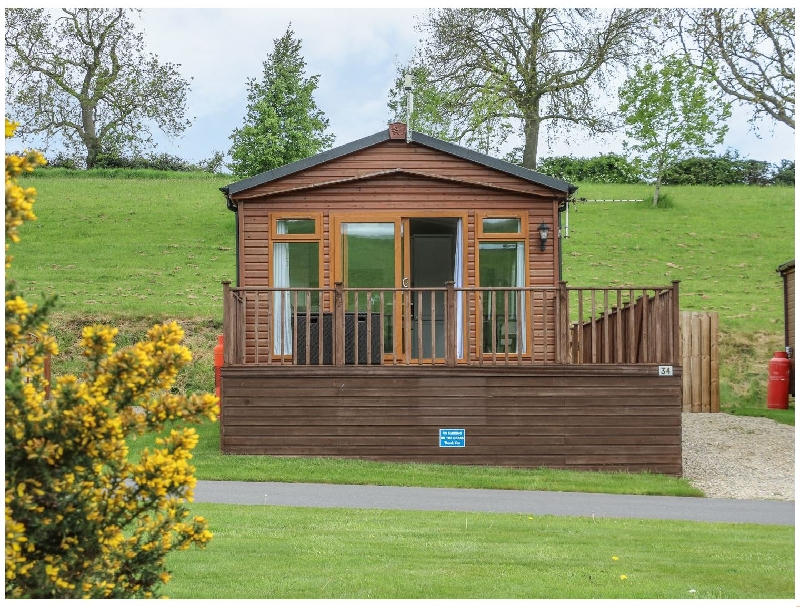 Details about a cottage Holiday at 34 Stag Lodge