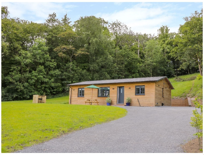 Click here for more about Ryedale Country Lodges - Hazel Lodge