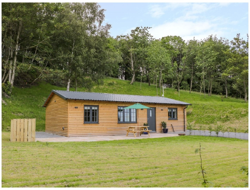 Click here for more about Ryedale Country Lodges - Willow Lodge