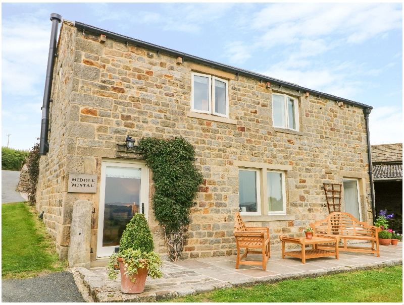 Details about a cottage Holiday at Middle Mistal