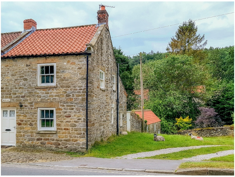 Click here for more about Hollyside Cottage