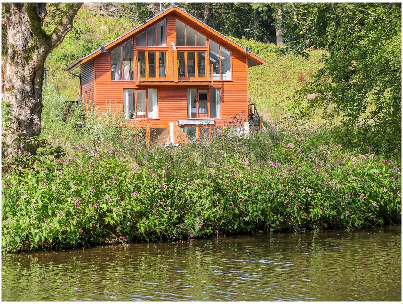 Click here for more about 14 Waterside Lodges