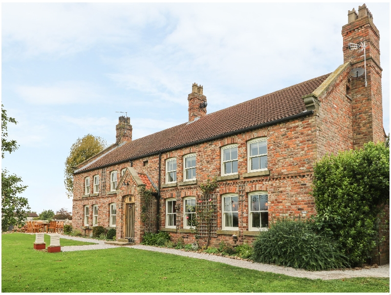 Click here for more about Copmanthorpe Hall