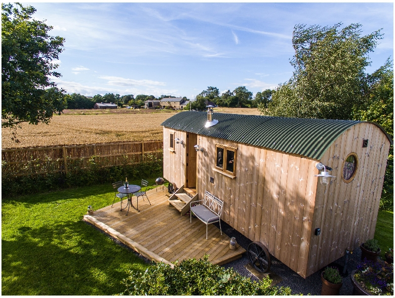 Click here for more about Shepherds Hut